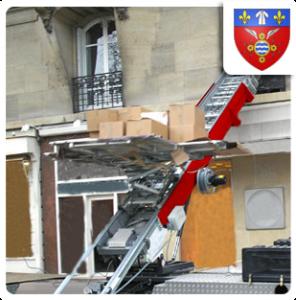 location monte meuble Argenteuil