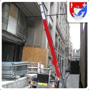 Location monte meuble Boulogne Billancourt